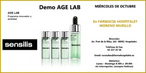 DEMO AGE LAB FARMACIAS MORENO MURILLO