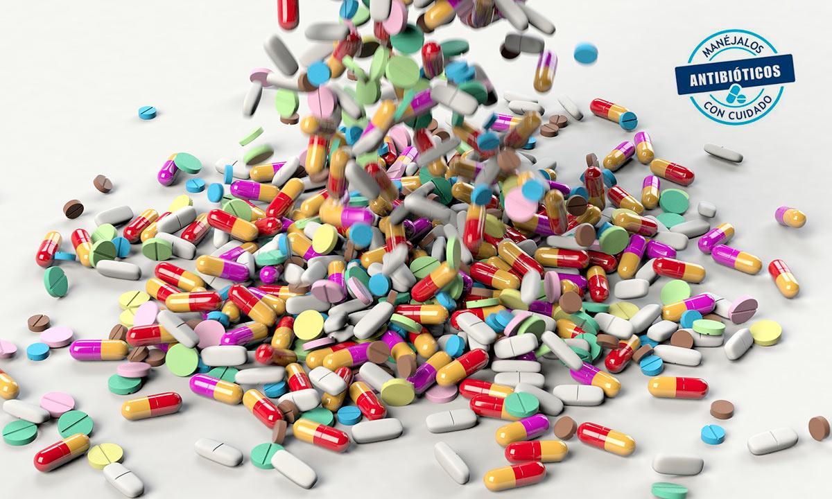 IV Semana Mundial de concienciación sobre el uso de antibióticos