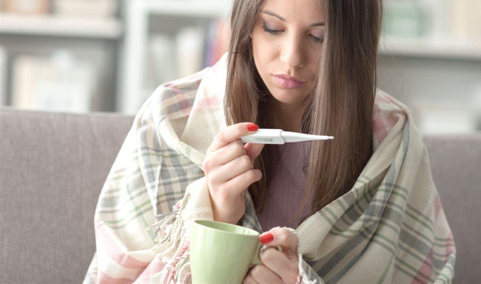 Diferenciar gripe de resfriado