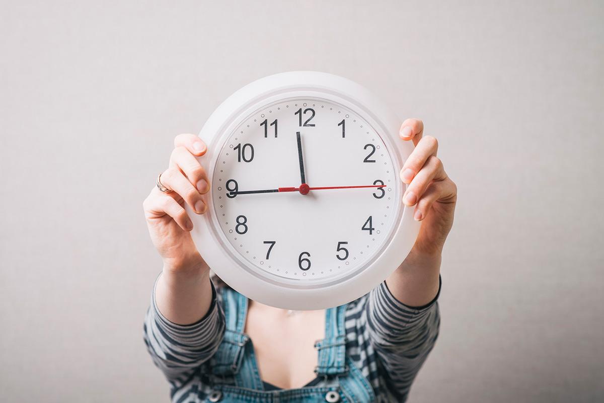 Efectos del cambio de hora en el cuerpo