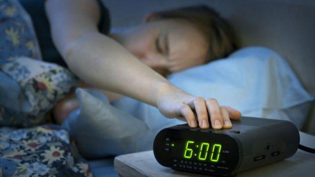 Dormir poco afecta a la salud