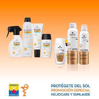 Promociones productos solares