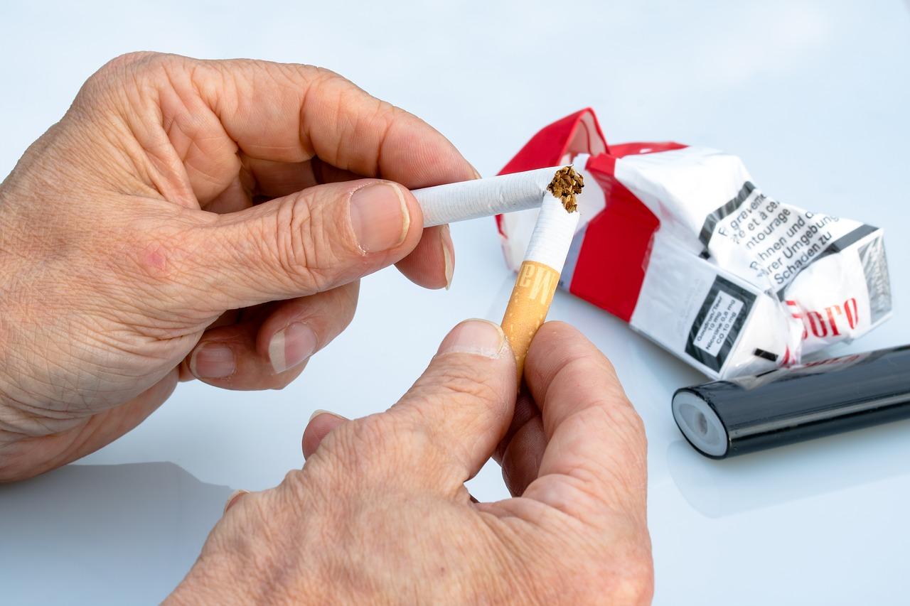 Di no al tabaco
