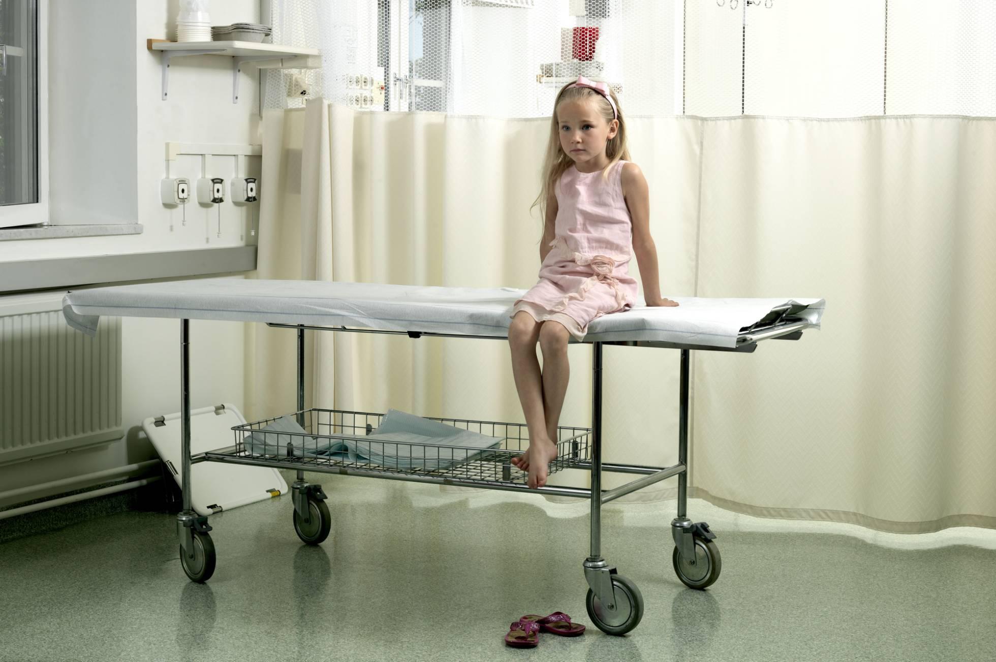 Urgencias en niños