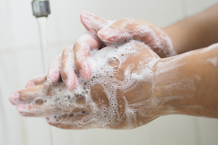 Higiene contra el coronavirus