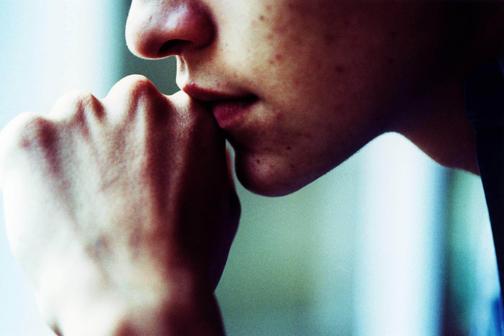 Coronavirus - no tocarse la cara