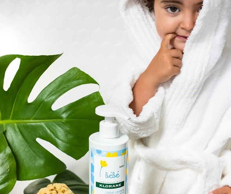 Cómo masajear a tu bebé